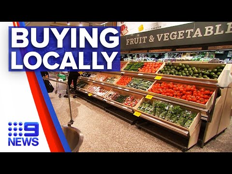 Coles to open first 'local' store | Nine News Australia
