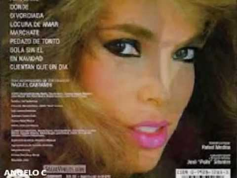 RAQUEL CASTAÑOS ( Lp Completo )  Raquel 1.985