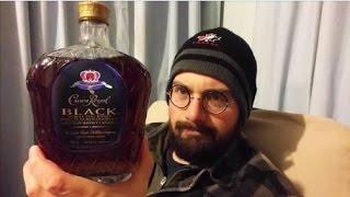Whisky Reveiw 3: Crown Royal Black