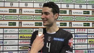 Louati dopo Kioene Padova - Latina 3-0 coronamento di una bella stagione