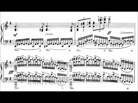 Sergei Rachmaninov - Moment Musicaux Op. 16 No. 4 (audio + sheet music)