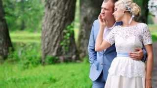 СВАДЬБА ДЛЯ ДВОИХ. Татьяна и Андрей, 23 августа 2013