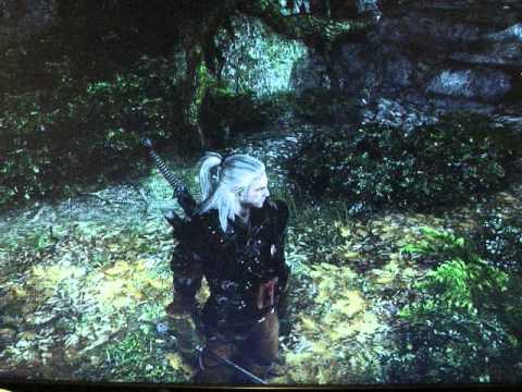 Witcher 2 EE: Fullscreen flickering