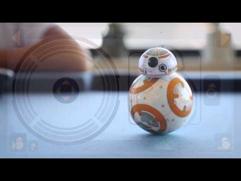 Tutorial: Getting Started with BB-8 App-Enabled Droid    Built by Sphero