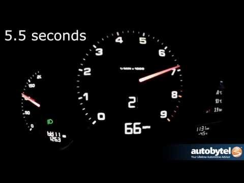 2014 Porsche Cayman 0-60 MPH Acceleration Test Video - 2.7 Liter H-6 6-Speed Manual Trans