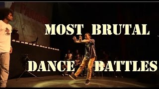 Most Brutal Dance Battles | Les Twins,Skitzo,Salah,Paradox,Sadeck and more