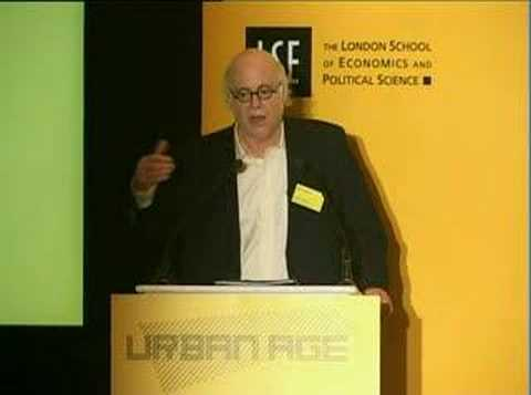 "Urban Age India: Richard Sennett, ""Urban Inequality"" Pt 3"