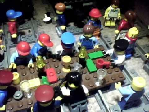The LEGO Railway Series Episode 8