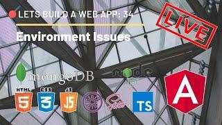 🔴 Lets Build a Web App LIVE Episode 34 with Dylan Israel