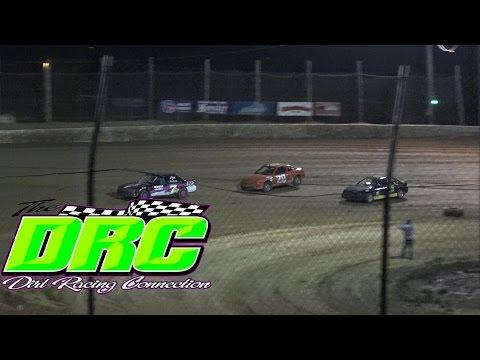 Moler Raceway Park   4.15.16   The DRC Crazy Compacts   Heat 2