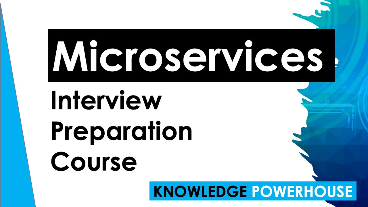 Microservices Interview Questions Course - YouTube