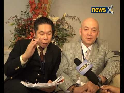 Prof.Ma Xiangwu speaks exclusively to NewsX