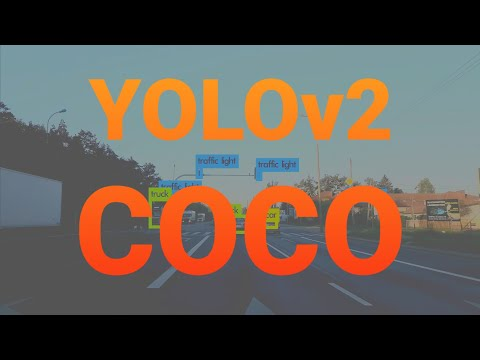 4K YOLO COCO Object Detection #1