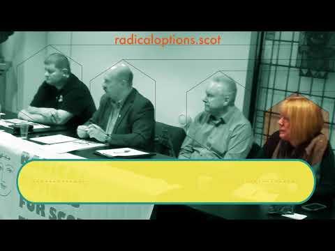 Radical Options for Scotland & Europe - 2. Pauline Bryan