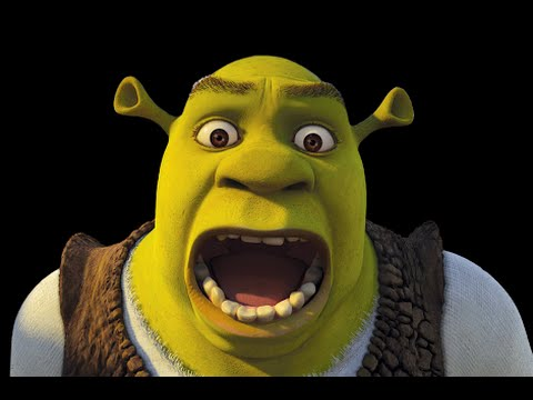 Shrek-What Are You Doing In My Swamp