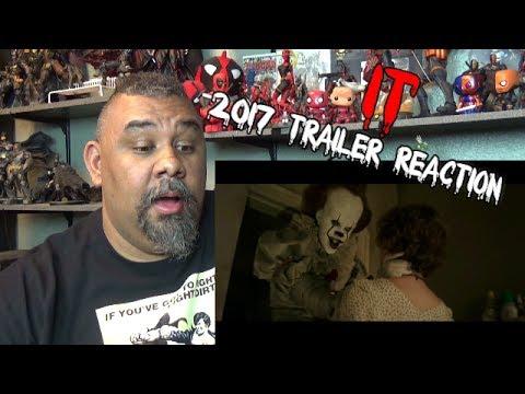 IT #1 Trailer Reaction (2017)
