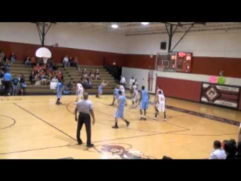 oliver nicolas WBHS highlights #35