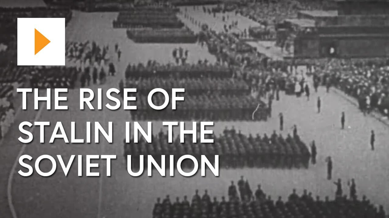 Download The Rise Of Stalin In The Soviet Union