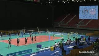 Pakistan Vs Turkmenistan Volleyball Match 2017