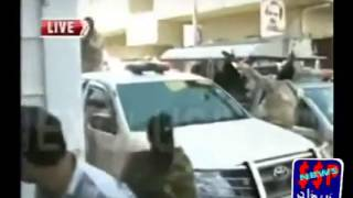 video evidence of rangers killing mqm worker at 90 karachi