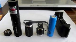 Leser 303 Лазер 303 обзор возможностей. Технические характеристики. Варианты использования.