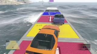 GTA 5 Online:Overtime Rumble Drive for 5!!