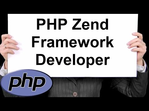 PHP Zend Framework Developer 888-411-2221 - Professional PHP Programming