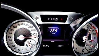 Mercedes SL 350 (R231) 0-256 kph / Walkaround / Sound
