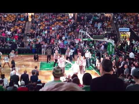 Boston Celtics starting lineup