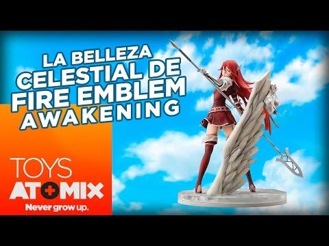 #AtomixToys - La belleza celestial de Fire Emblem: Awakening