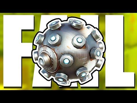 IMPULSE NADE FAIL | Fortnite thumbnail