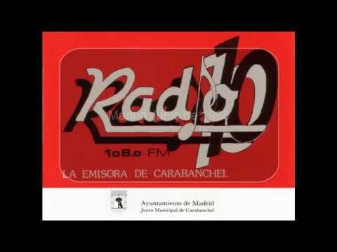 """LA EMISORA MUNICIPAL DEL AYUNTAMIENTO DE MADRID """"RADIO 10"""""""