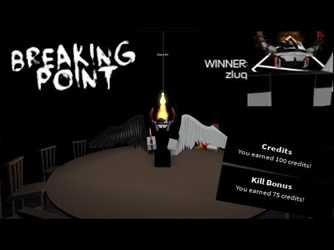 ROBLOX Breaking Point - How To ALWAYS Win In Duck Duck Stab And Duel Vote