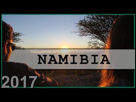 NAMIBIA 2017 Travel Video | Shayuumi