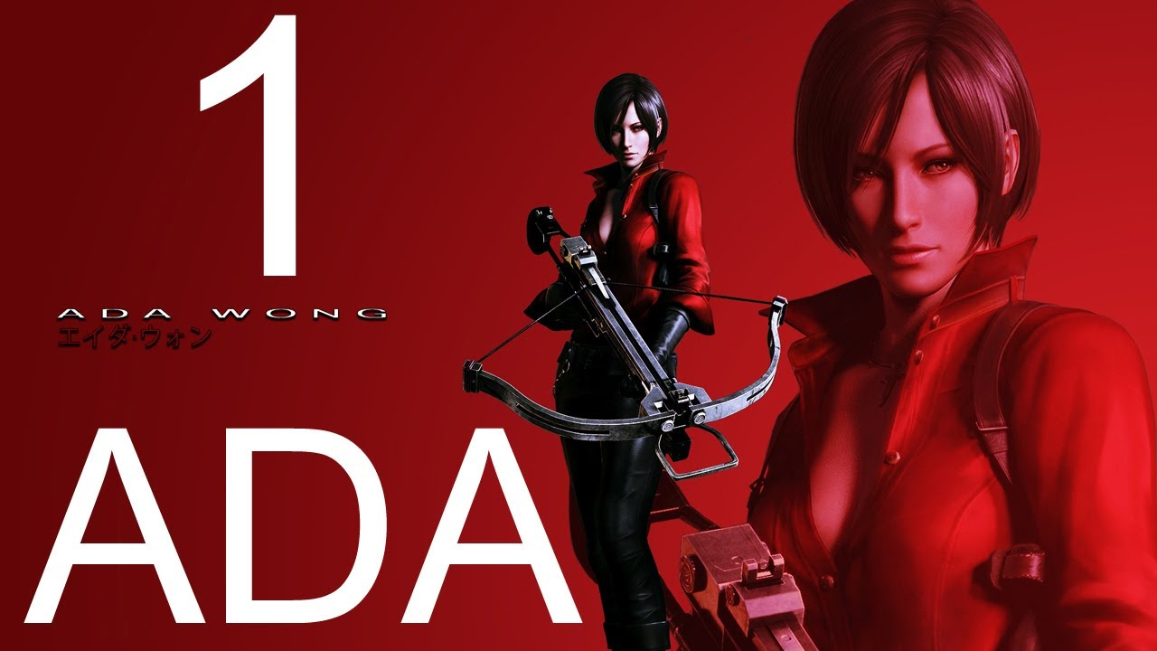Resident Evil 6 Walkthrough Part 1 Hd Ada Walkthrough Gameplay Re6 Full Ada Walkthrough Youtube