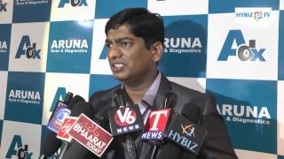 Praveen Reddy Aruna Scan & Diagnostics Centre Managing Director - hybiz