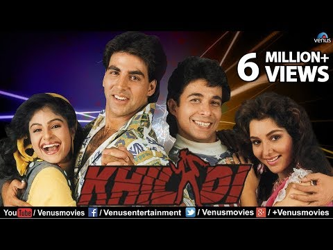 Khiladi - Hindi Action Full Movie | Akshay Kumar Movies | Ayesha Jhulka | Latest Bollywood Movie