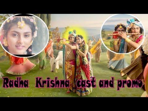 Radha Krishna Star Cast New Serial | Star Bharat Promo Of Radha Krishna