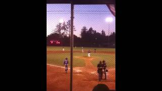 Travis Andrews Baseball Prospect 14yr California Jrs. State Championship go ahead run.Vs. Woodcreek