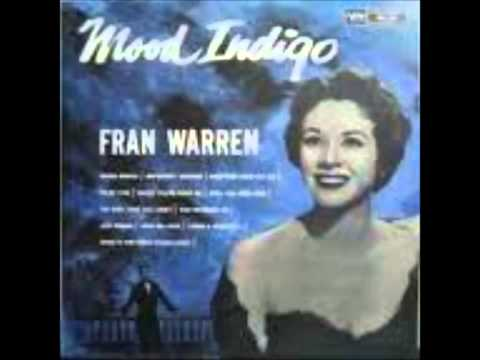 """Fran Warren with Claude Thornhill & his Orchestra  """"A Sunday Kind of Love"""""""