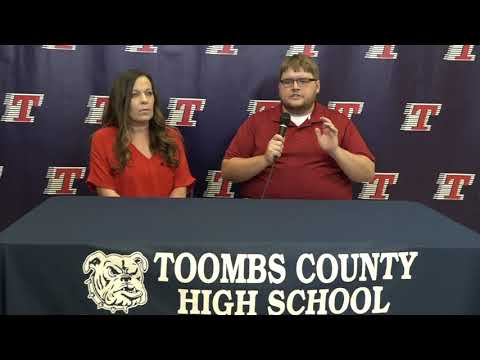 Principal's Corner: Toombs County High School Principal Marissa Morris (August 2020)