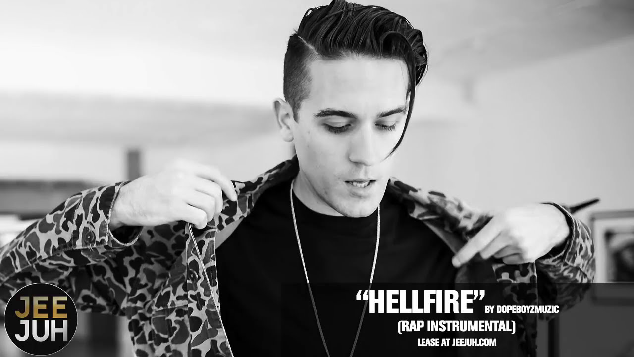 G Eazy Type Beat Hellfire Free Rap Instrumental Hip Hop