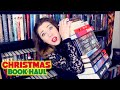 CHRISTMAS BOOK HAUL