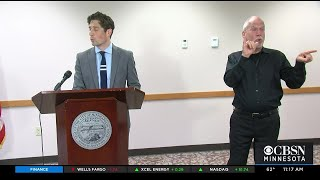 Mayor Jacob Frey Reacts To MPD Announcement