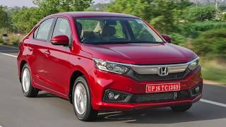 2018 All New Honda Amaze Exclusive Review of interior and exterior best compact sedan !!!