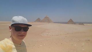 Tagestour Kairo / Pyramiden / Ägyptisches Museum - Hurghada VLOG #6