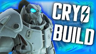 Fallout 4 Builds - The Cryotrooper - Ultimate Cryo Damage Build