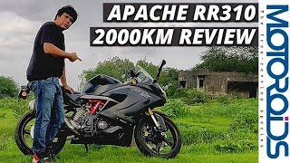 TVS Apache RR 310 | Finer Queries Answered | All Your Doubts Cleared | Motoroids