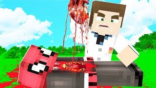 FAKİR'in KALBİNİ SÖKTÜM! 😱 - Minecraft