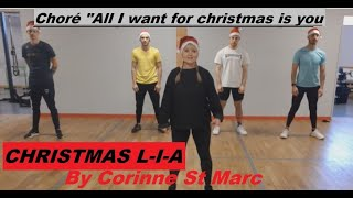 LIA de Noel / Christmas LIA / all I want for christmas is you